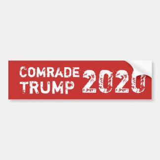 Comrade Trump 2020 Bumper Sticker