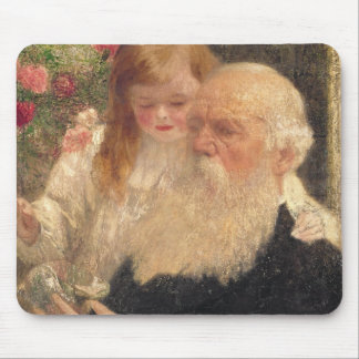 Comrades: John Galsworthy's niece Mouse Pad