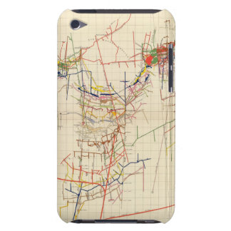 Comstock Mine Maps Number IV Barely There iPod Case