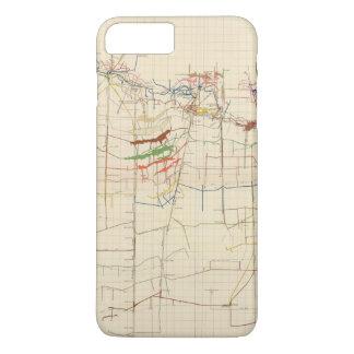 Comstock Mine Maps Number VI iPhone 7 Plus Case