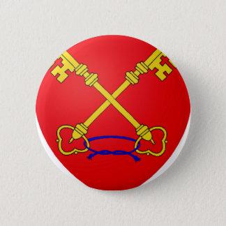 Comtat Venaissin (France) Coat of Arms 2 Inch Round Button