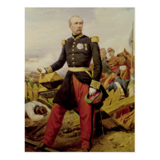 Comte Maurice de MacMahon , 1860 Postcard