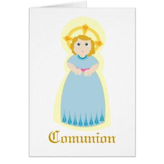 """Comunion""-Customize Card"