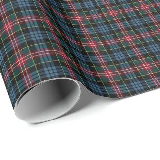 Comyn - Cumming Clan Tartan Wrapping Paper