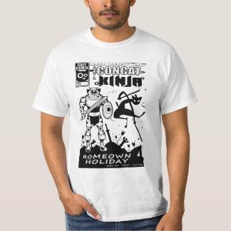 Concat & Kinja: Cait Comix T-Shirt