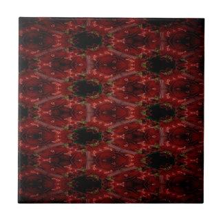 Concave Stature Pattern 3 Tile