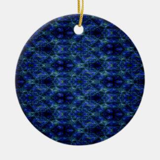 Concave Stature Pattern 5 Ceramic Ornament