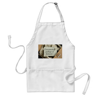 Concentrated Package of Fantastic Standard Apron