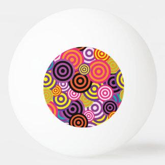 Concentric Circles #2 Ping Pong Ball