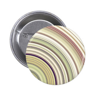 Concentric Rings Abstract 2 Inch Round Button