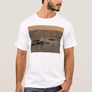 Concept Art of Phoenix Mars Lander T-Shirt