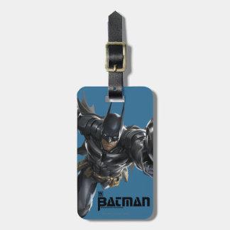 Concept Batman With Batclaw Luggage Tag