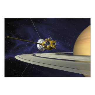Concept d artistes de Cassini Photo Sur Toile