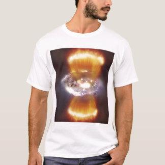 Concept d'artiste d'une galaxie t-shirt