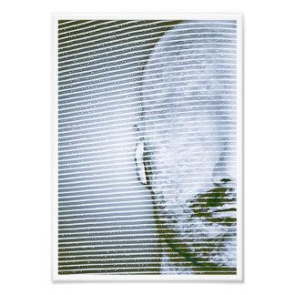 Concept futuriste d'homme photos