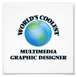 Concepteur des multimédia les plus frais du monde photographe