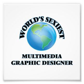 Concepteur des multimédia les plus sexy du monde photographe