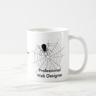 Concepteur professionnel de Web ! - Tasse de colle