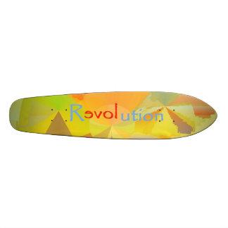 Conception 5 de ReLOVEution de planche à roulettes Plateaux De Skateboards Customisés
