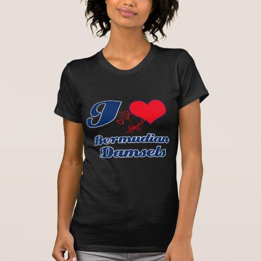 Conception bermudienne t-shirts
