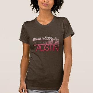 Conception d horizon d Austin T-shirts