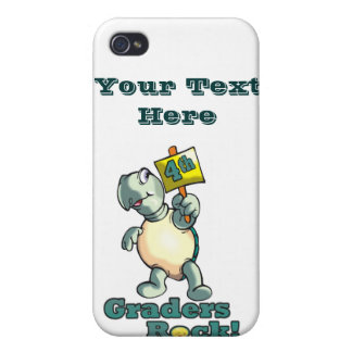 """Conception de """"4ème roche de niveleuses"""" de tortue coques iPhone 4/4S"""