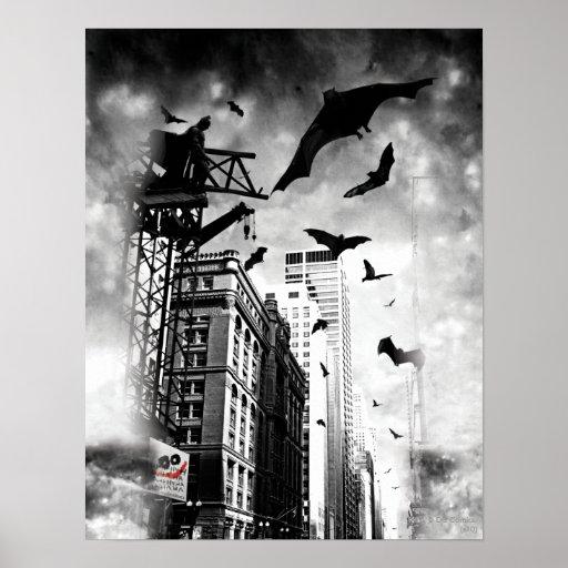 Conception de BATMAN Posters