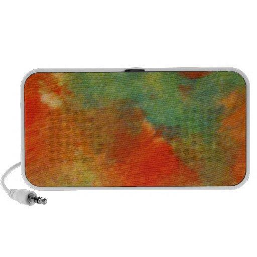 Conception de couleur haut-parleur iPod