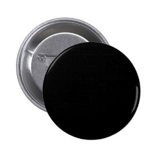Conception de noir de jais - customisez avec le te macaron rond 5 cm