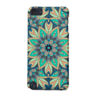 Conception florale de motif d'abrégé sur mandala coque iPod touch 5G