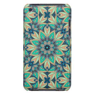 Conception florale de motif d'abrégé sur mandala étuis iPod touch