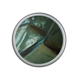 conception métallique de réflexion d'abrégé sur haut-parleur bluetooth