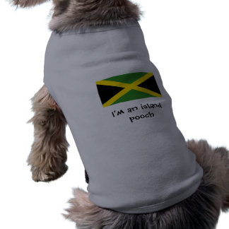 Conceptions de la Jamaïque Manteau Pour Toutous