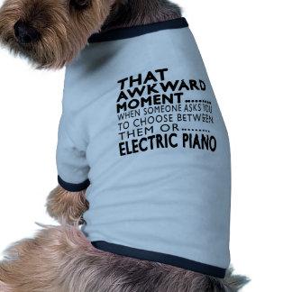 Conceptions électriques de ce piano de moment manteaux pour chien