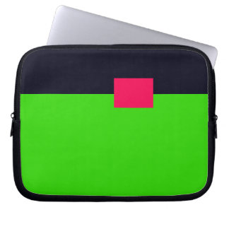 Conceptual 1 Zippered Soft Laptop iPad Case