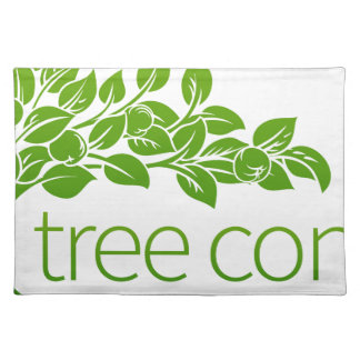 Conceptual Apple Tree Placemat