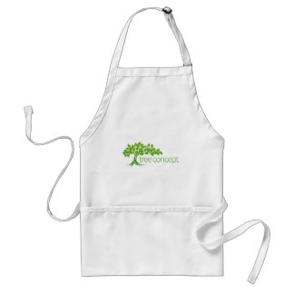 Conceptual Apple Tree Standard Apron