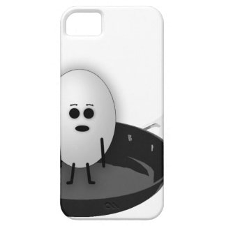Concerned Egg iPhone 5 Covers