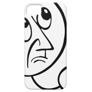 Concerned Face Case For The iPhone 5