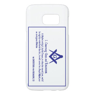 CONCERNING GOD AND RELIGION SAMSUNG GALAXY S7 CASE