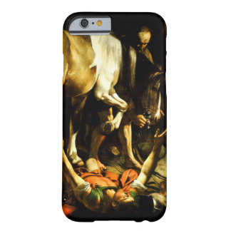 Concersion on the Way to Damascus by Caravaggio Barely There iPhone 6 Case