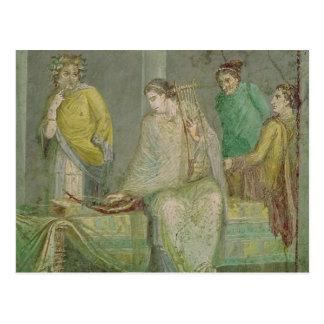 Concert, c. AD 30-40 Postcard