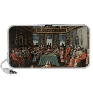 Concert dans une Chambre privée Haut-parleurs iPod