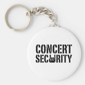 Concert Security Keychain