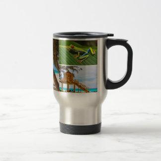 Concevez votre propre tasse de café de collage de