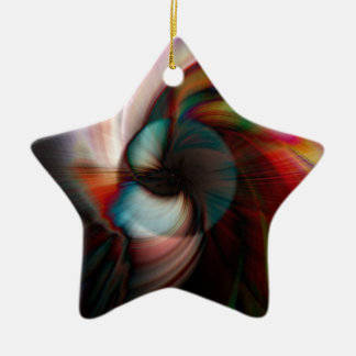 Conch Ceramic Ornament