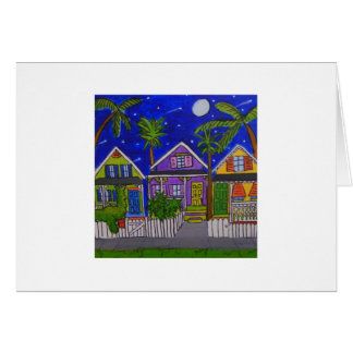 CONCH COTTAGES CARD
