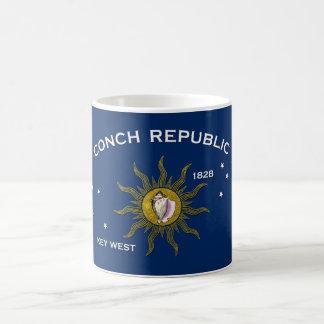 Conch Republic Key West Coffee Mug