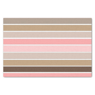 Conch Seashell Colors Tissue Paper