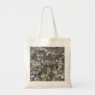 Conch Seashell Treasure Tote Bag
